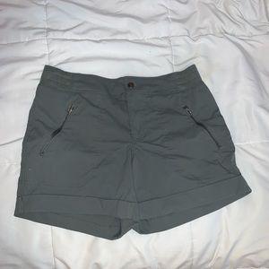 Te verde shorts